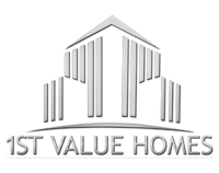 LNP Services Logo Design - 1st Value Homes
