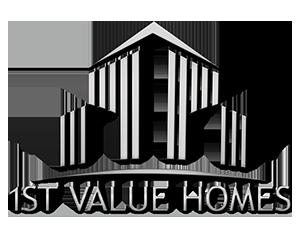 LNP Services Logo Design - 1st Value Homes